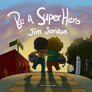 Be a Super Hero book