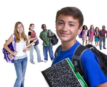 schoolstudents